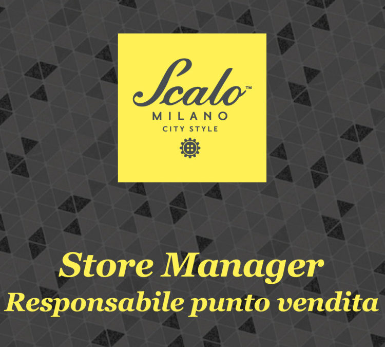 bfdae933a THE COURSE FOR STORE MANAGERS GETS UNDER WAY AT SCALO MILANO: WORK AND  TRAINING IN AN ADVANCED RETAIL PROJECT